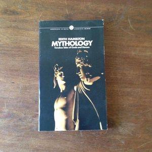 """Edith Hamilton """"Mythology"""""""